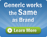 Generic works the Same as Brands